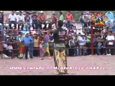 ¡¡IMPRESIONANTE JINETE!! El Vaquero de Colima vs El Nuevesito.Rancho Cruz de Navarro,2014.