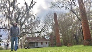 TDW 1718 - Ghost Town Remains Of First Alabama Capital