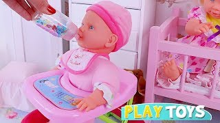 Play with Baby Dolls and Toys for Kids! 🎀