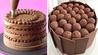 How To Make Cake For Family   Simple Cake Way At Home For Kids   Tasty Plus Cake