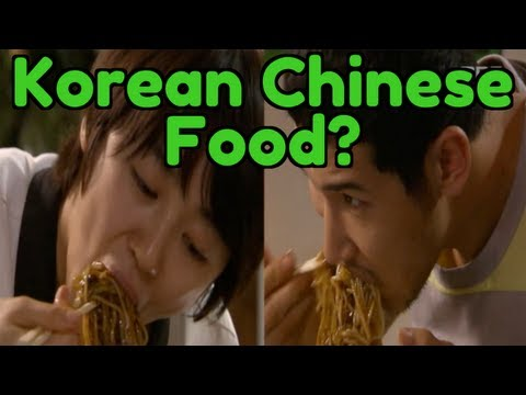 Korean Chinese Food Delivery