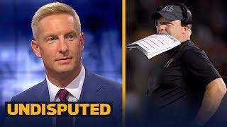 Joel Klatt reacts to UCLA QB's father ripping Chip Kelly | CFB | UNDISPUTED