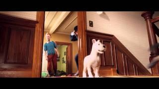 Les aventures de tintin : le secret de la licorne :  bande-annonce 2 VOST