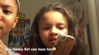 3AM Talk With Siri (gets Creepy)