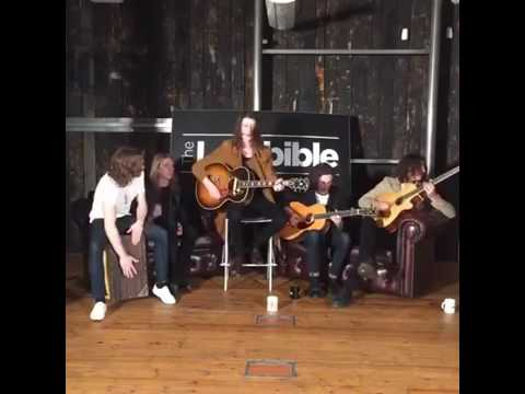 Blossoms - Acoustic set for The Lad Bible