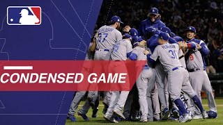 Condensed Game: NLCS Gm5 10/19/17