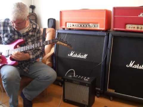 Shuffle with a Fender G-DEC Junior