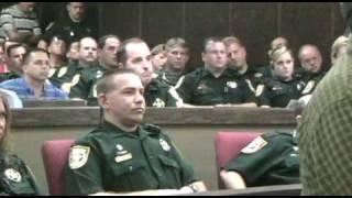 Sheriff arrested