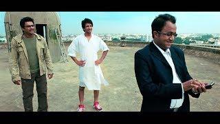 3 Idiots - First Scene - रैंचो का पता चल गया - आर. माधवन, शरमन जोशी, ओमी वैद्य