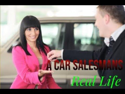A Car Salesman Life