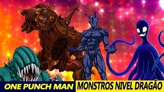 ONE PUNCH MAN | Os Monstros Nível Dragão (Parte 1)