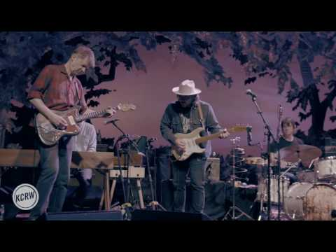 Wilco performing