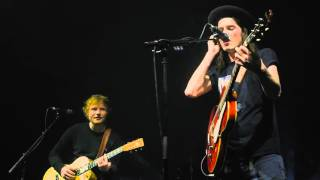 James Bay x Ed Sheeran - Let It Go (Cambridge Corn Exchange)