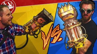 Powerfist VS Doomfist DESTRUCTION