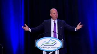 Futurist Jack Uldrich: Kentucky Chamber of Commerce Keynote (July 2017)