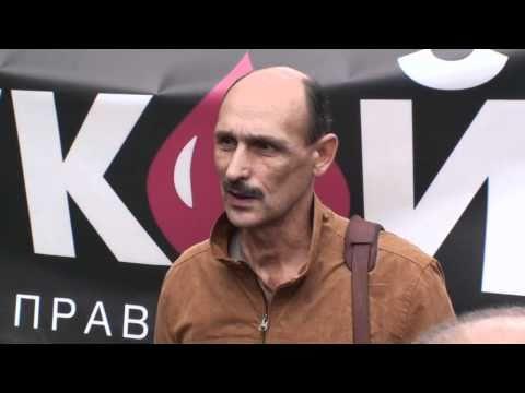 Пикет - ДТП на Ленинском