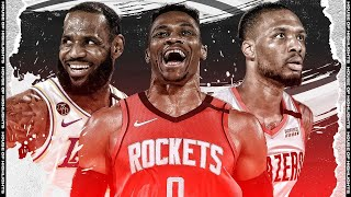 Best Plays & Highlights from 2020 NBA Bubble Seeding Games!