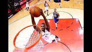 Toronto Raptors vs. Golden State Warriors (Game 1 Recap) | NBA Finals
