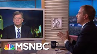 Who Are The Russians Who Contacted The President Donald Trump Campaign? | MTP Daily | MSNBC