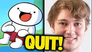 TheOdd1sOut is QUITTING YouTube FOREVER... Heres Why!