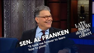 Senator Al Franken Reveals Which Senators Are Funny