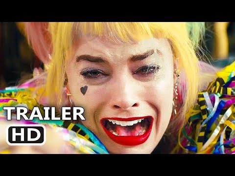 BIRDS OF PREY Official Trailer