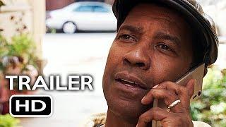 The Equalizer 2 Official Trailer #1 (2018) Denzel Washington Action Movie HD