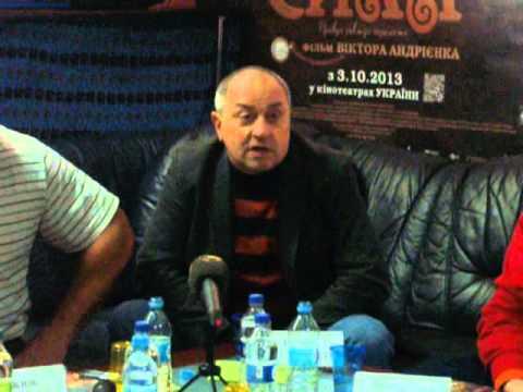 Віктор Андрієнко про те, коли вирішив знімати Івана Силу у Чернівцях