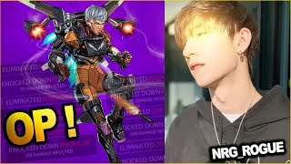 NRG ACEU - VALKYRIE is INSANELY OP in Apex Legends - NRG ACEU TRIES VALKYRIE - GOD OF APEX LEGENDS