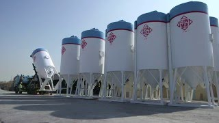 CONMIX Silo Delivery System