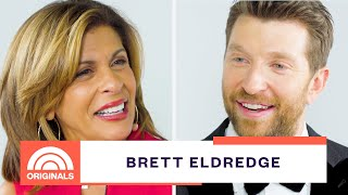 Brett Eldredge Talks Tour, Anxiety and His Dog | Quoted By With Hoda | TODAY Originals