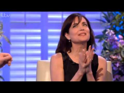 Elizabeth McGovern on The Alan Titchmarsh Show - YouTube