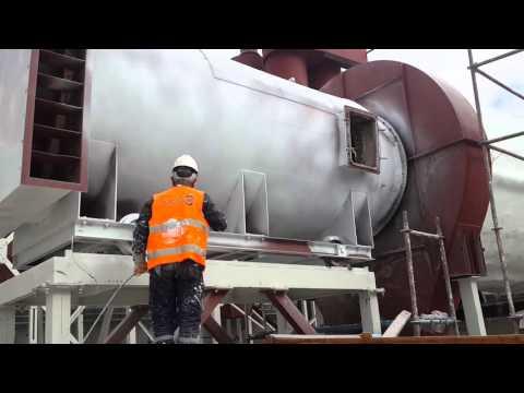 Видео 2: применение Изоллата в Турции Turkish Petroleum