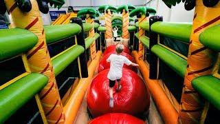 Indoor Playground Fun for Kids at Lek & Luft