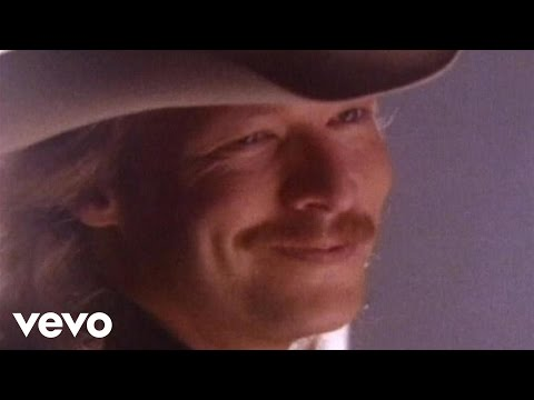 Alan Jackson - Chasin' That Neon Rainbow