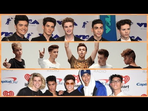 Boy Band Battle 2017 - In Real Life, PRETTYMUCH & Why Don't We