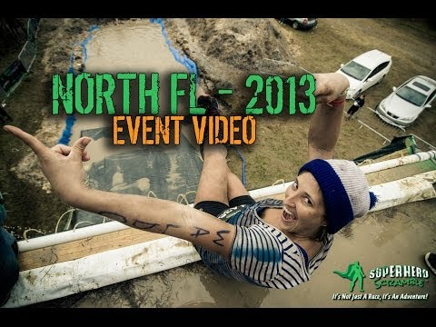 SUPERHERO SCRAMBLE CHARGER -  North FL 2013