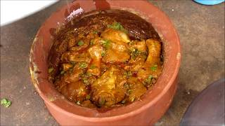 hyderabadi style pot biryani/హైదెరాబాదీ స్టైల్ కుండా బిర్యానీ /how to make pot biryani