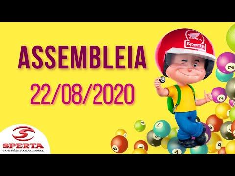 Sperta Consórcio - Assembleia - 22/08/2020