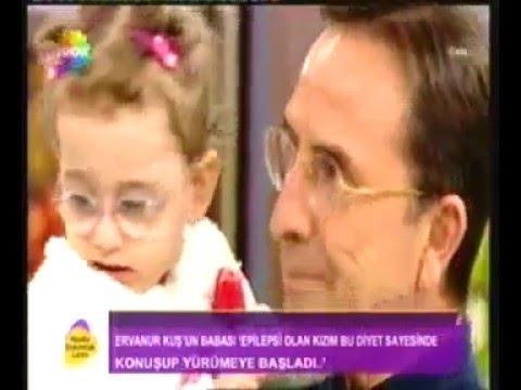 Ketojenik Diyet Epilepsi Dr Orkide Güzel Show TV