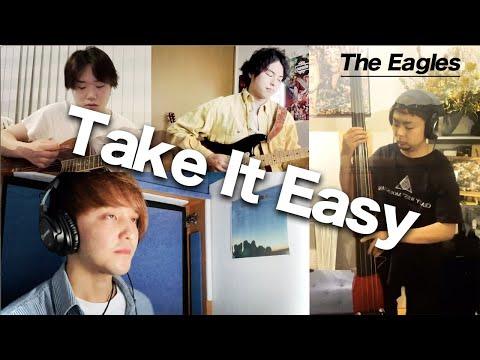 Take It Easy (The Eagles) - Cover by CRAZY WEST MOUNTAIN (洋楽和訳)