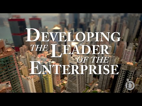 Developing the Leader of the Enterprise