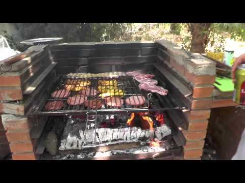 @ActitudSocial BBQ Julio 2015