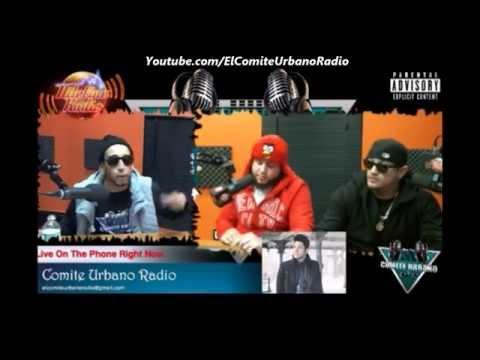 Eli Palacios Entrevista Comite Urbano Radio compositor de daddy yankee,wisin y yandel,zion y lennox