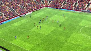 McDonald's United x Los Tchecos - Gol de Tiago 4 minutos