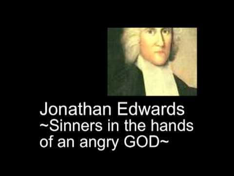 Analysis of jon edwards sinners