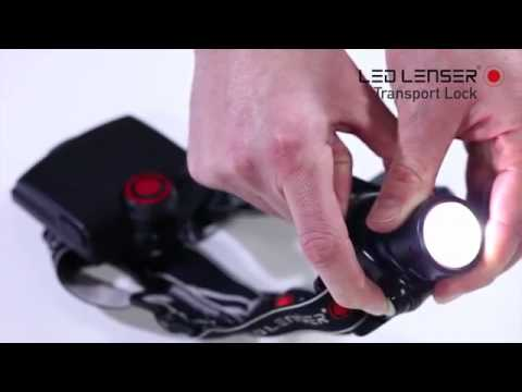 LED Lenser® H14R.2 Rechargeable LED Head Torch