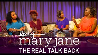 The Real Talk Back - Being Mary Jane [Depression/Suicide]