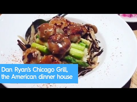 Dan Ryan's Chicago Grill, the American dinner house now at Cityplaza Mall