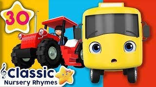 Wheels On The Bus | BRAND NEW | +More Classic Nursery Rhymes | Little Baby Bum